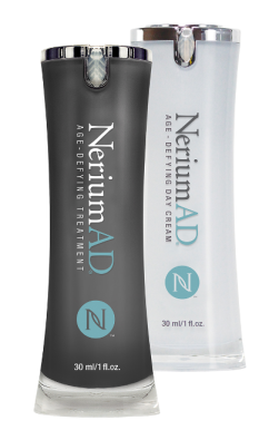 Nerium age-defying treamtment - safety concerns